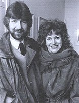 Willy Russell with Barbara Dickson