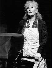 Petula Clark as Mrs Johnstone on Broadway