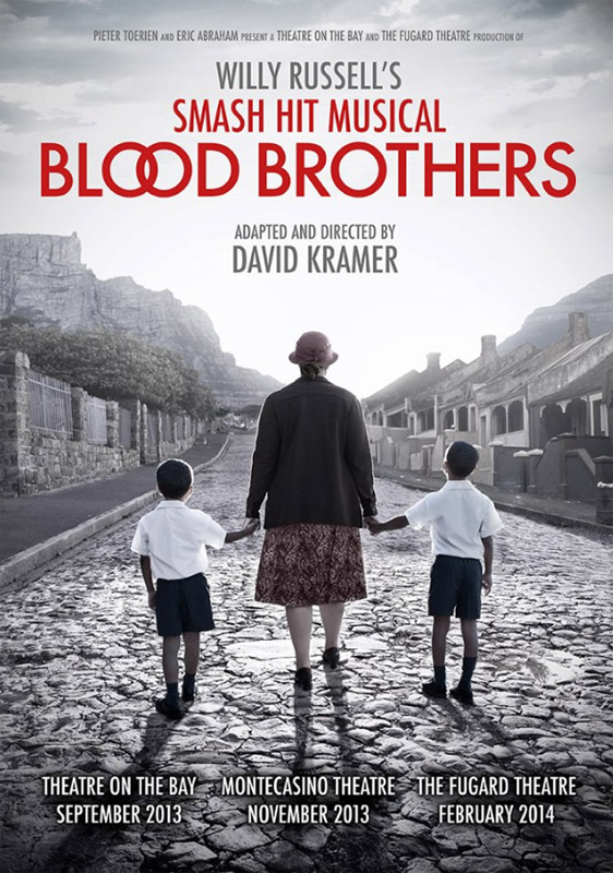 What influenced Willy Russel to write Blood Brothers?