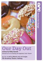 Our Day Out poster
