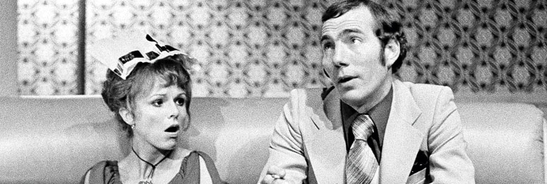 Julie Walters and Pete Postlethwaite in Breezeblock Park
