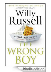 Ebook version of The Wrong Boy
