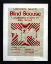 Blind Scouse poster