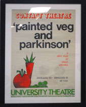 Painted Veg poster