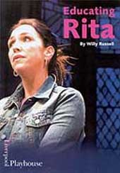 Angela Clarke as Rita in the 2002 production
